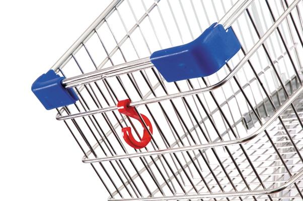 shoppingkrok kundvagn